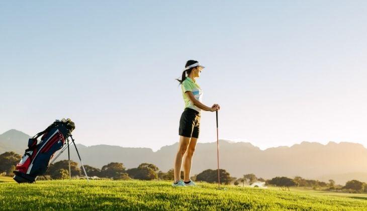 health and golf