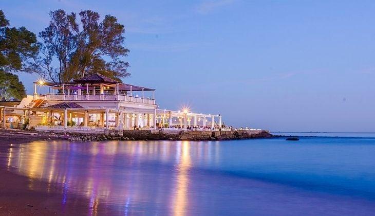 马拉加浪漫晚餐场所,湖区