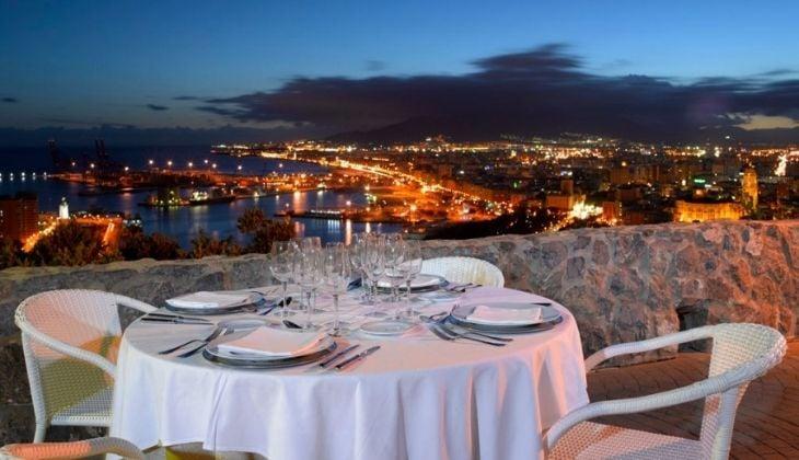 在马拉加去哪里享受浪漫晚餐