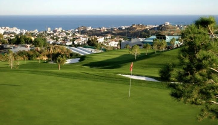 Club de golf Benalmádena