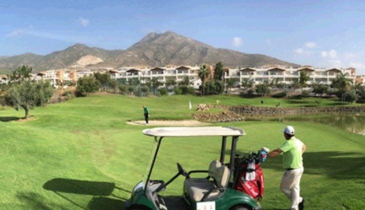 Campo Bil Bil, golf Benalmádena