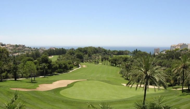 Golf Torrequebrada, club golf Benalmádena