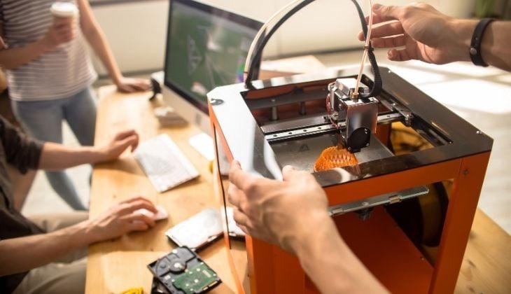 Impression en 3D activités de team building