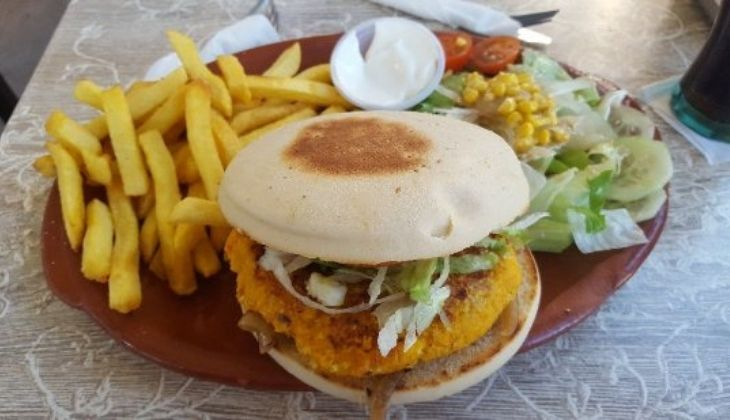 Hamburguesería Mafalda, meilleur burger de Malaga