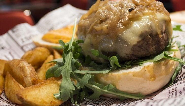 La Fábrica de la cerveza, meilleurs hamburgers de Malaga