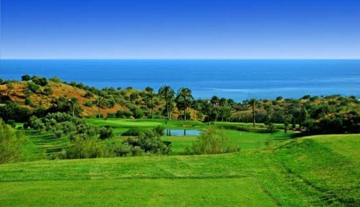 Añoreta Golf, Nerja golf club