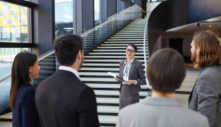 Definición de lista de asistencia para eventos corporativos