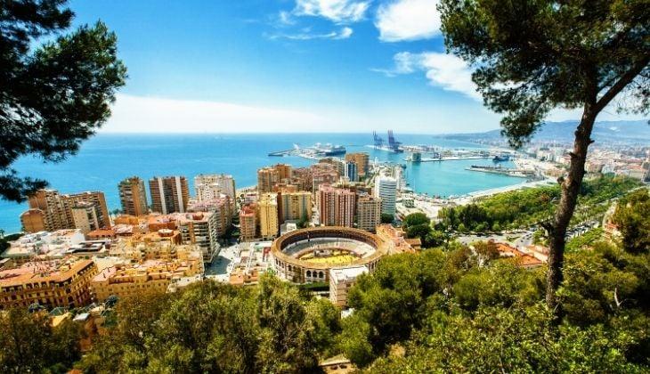 internationale Events in Malaga