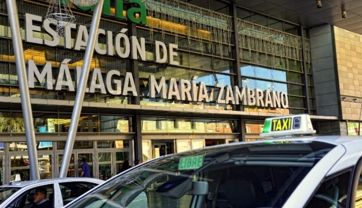 Malaga, Teilnahme an internationalen Events