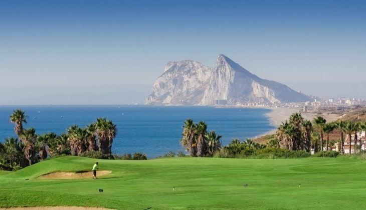 Alcaidesa, golf courses in the Costa del Sol