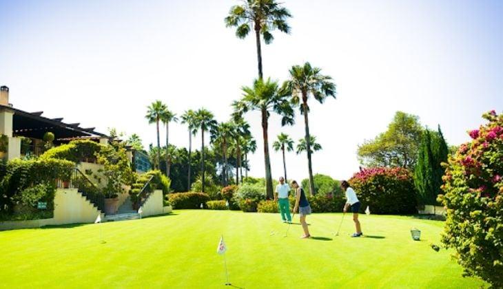 Golf paradise Costa del Sol