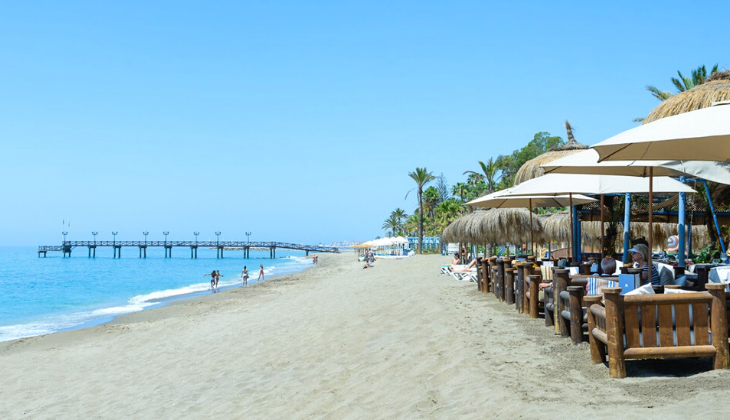 Marbella romantic getaway