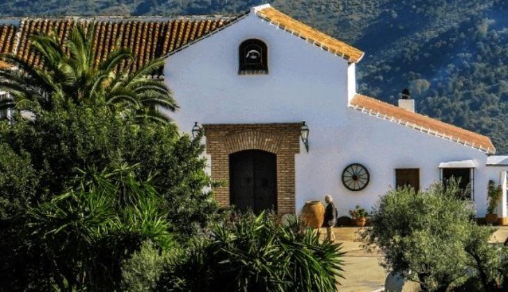 Molino del Hortelano, Aceite oliva Málaga