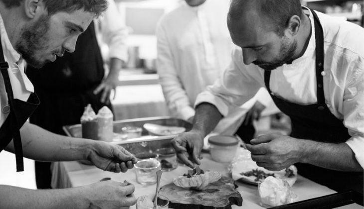 Bardal Restaurant mit Michelin Stern in der Costa del Sol