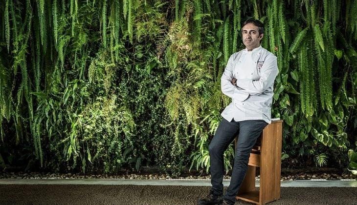 José Carlos García, Michelin star restaurant in Malaga