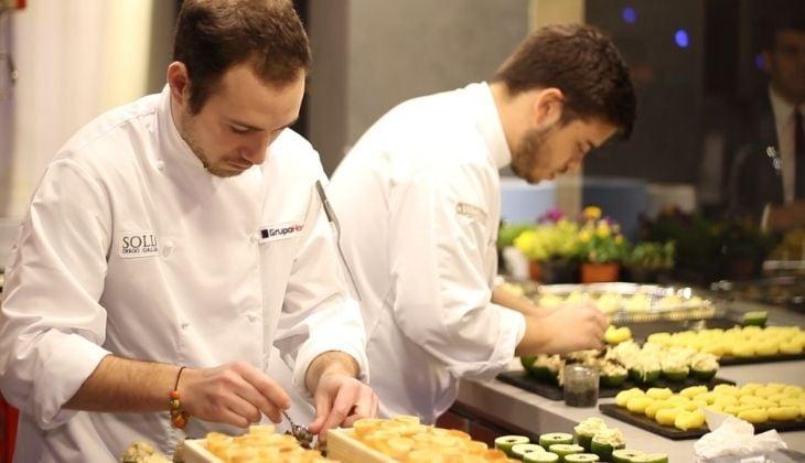 Sollo, Michelin star restaurant in Malaga