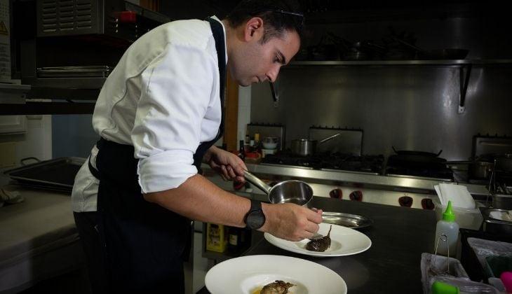 El Lago, Michelin star restaurant in Malaga