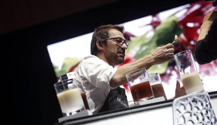 Messina restaurante con estrella michelin en Malaga