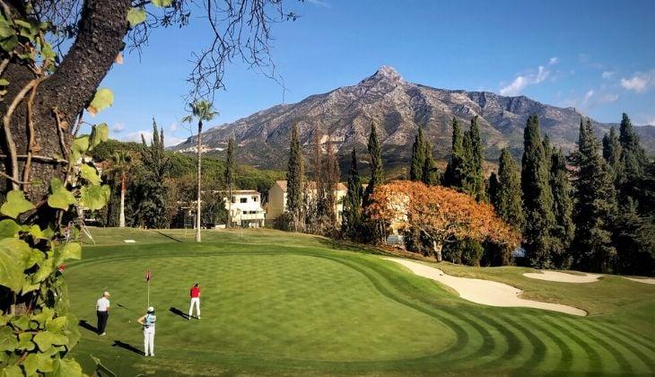 Benefits of practising Golf, Costa del Sol