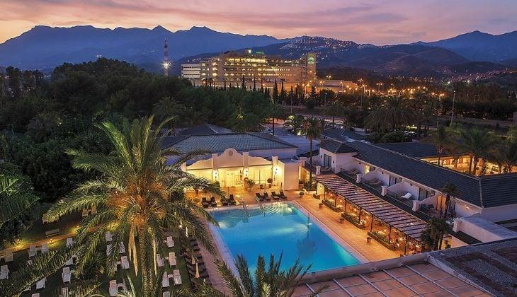 Hotel Los Monteros Spa & Golf Resort en Málaga