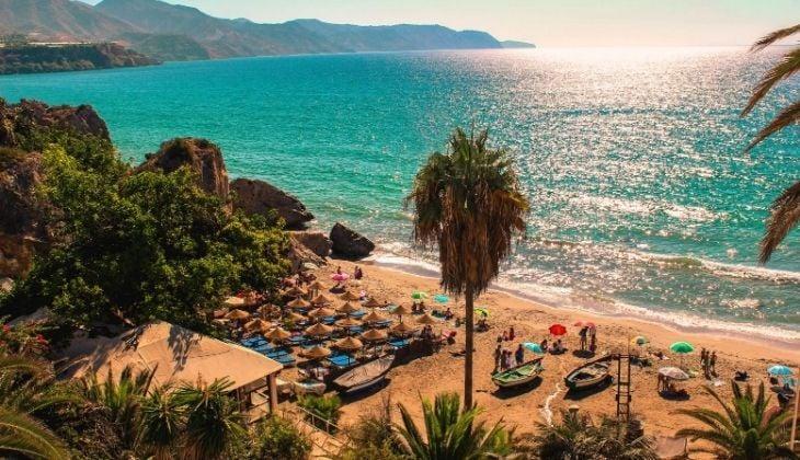 Spanisch lernen und die Stränder der Costa del Sol genießen