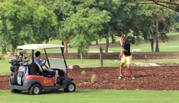 benefits of golfing