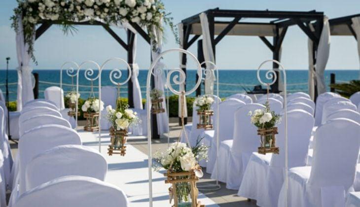 mariages la cabane beach club