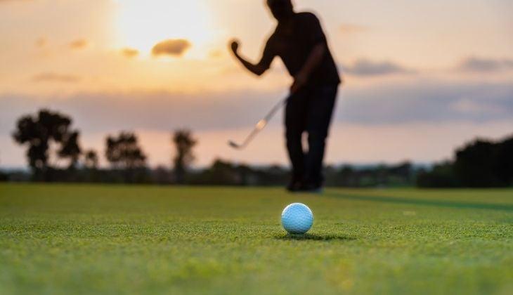 International golf tournaments