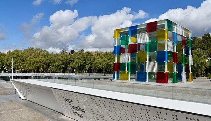 Museo Pompidou Malaga