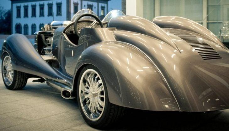 Museo Automovilístico y de la Moda, Malaga museum
