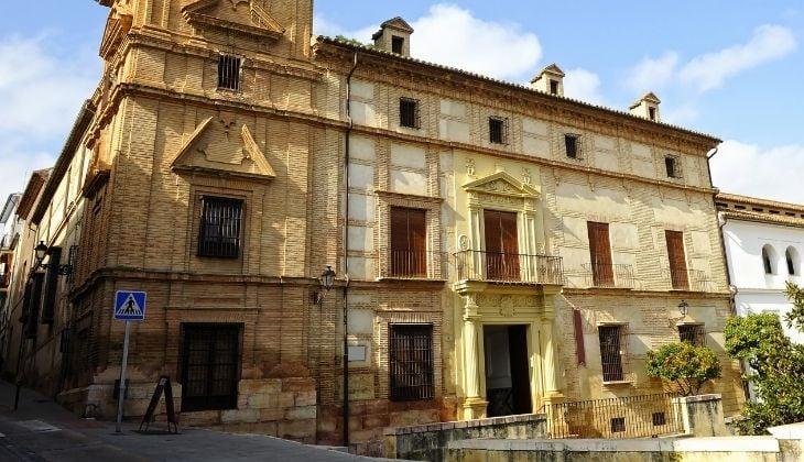 Museo de la ciudad de Antequera, Malaga museum