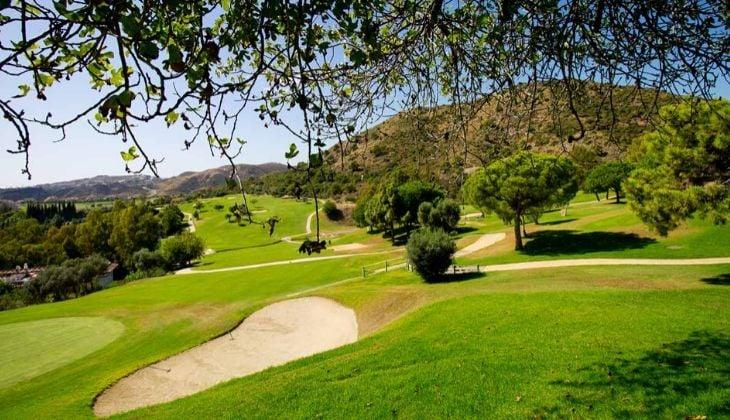 Los Arqueros Golf & Country Club,  Golf Benahavís