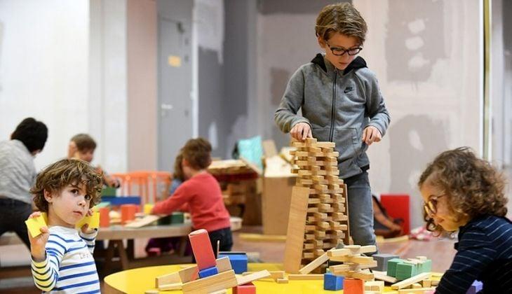 Museo Pompidou, activités avec des enfants sur la Costa del Sol