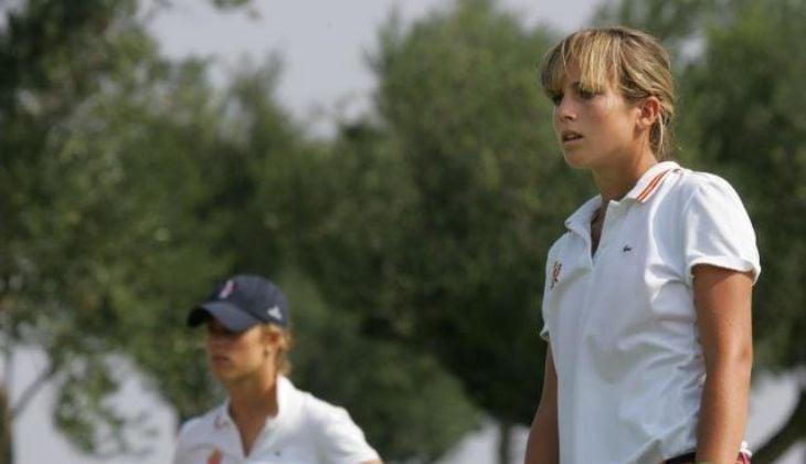 Noemí Jiménez joueuse de golf féminin, Malaga