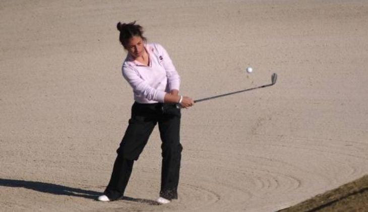 Ana Peláez joueuse de golf féminin espagnole