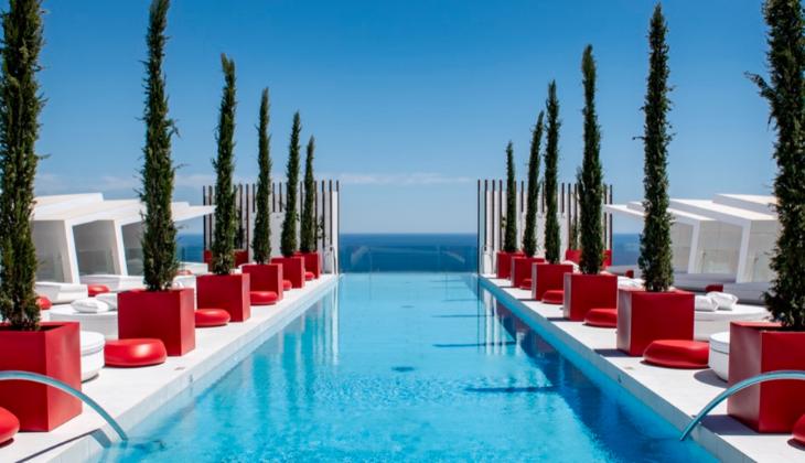 romantisches Hotel Kurzurlaub Higuerón Hotel Málaga