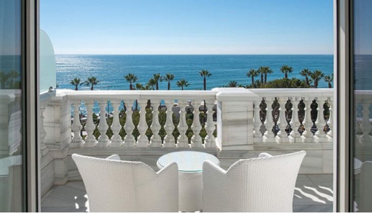 hoteles para parejas Costa del Sol