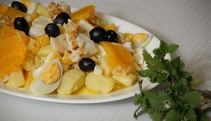 Tourismus der typischen Gastronomie in Malaga