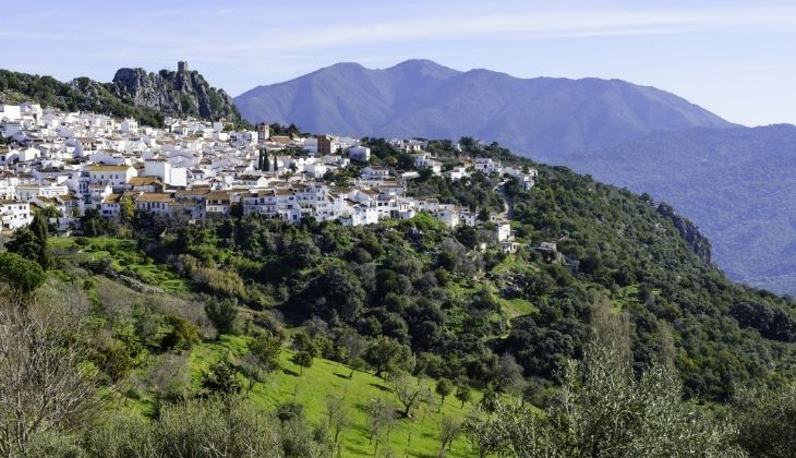 Gaucín, Ruta de fin de semana por los pueblos de Málaga