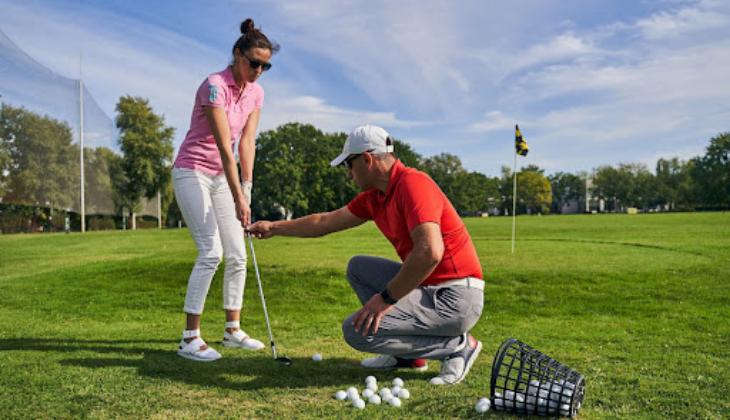 Golfschläger Griff