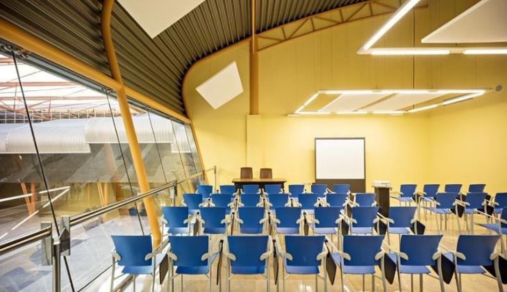 Räume für Versammlungen