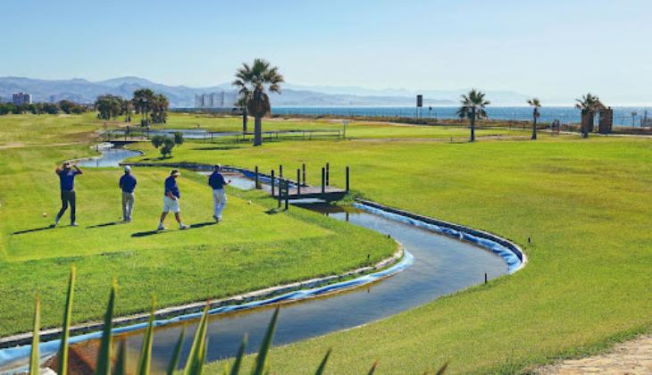 campos de golf vacaciones