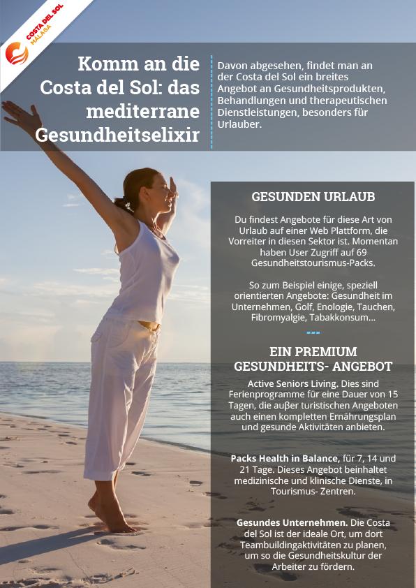 Costa del Sol: mediterrane Gesundheitselixier