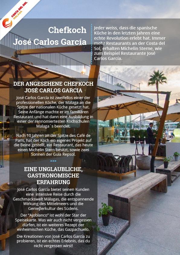 José Carlos Garcia Restaurant