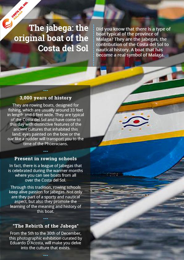 Jábega original boat Costa del Sol
