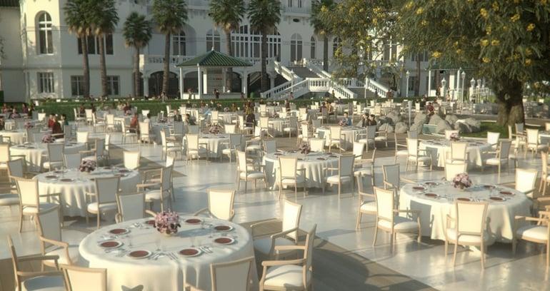 Hotel Gran Miramar Patio
