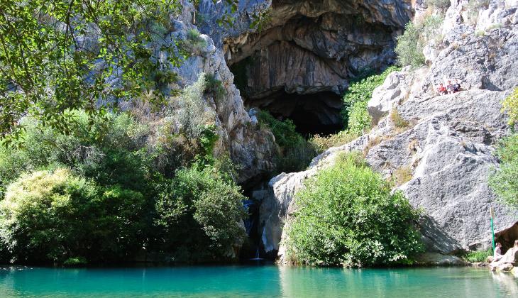 caves benaojan