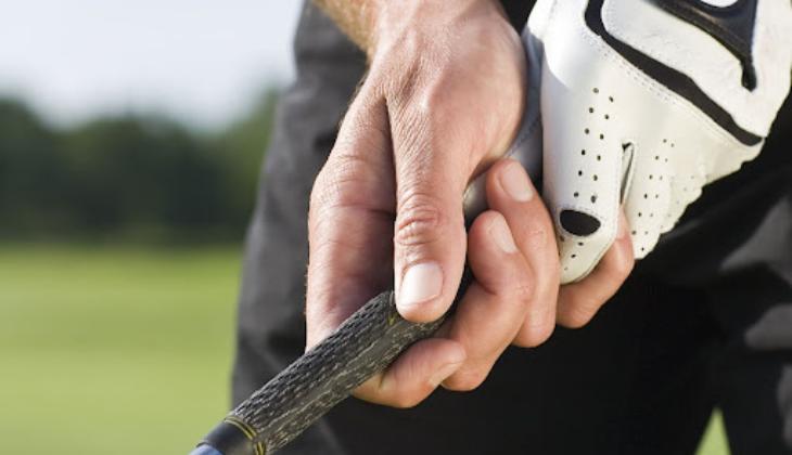 Griff im Golf