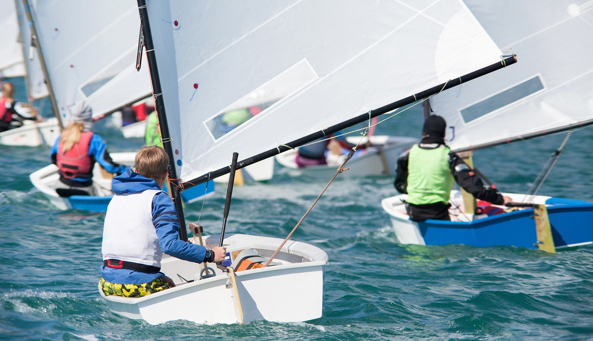 Sailing schools at Costa del Sol