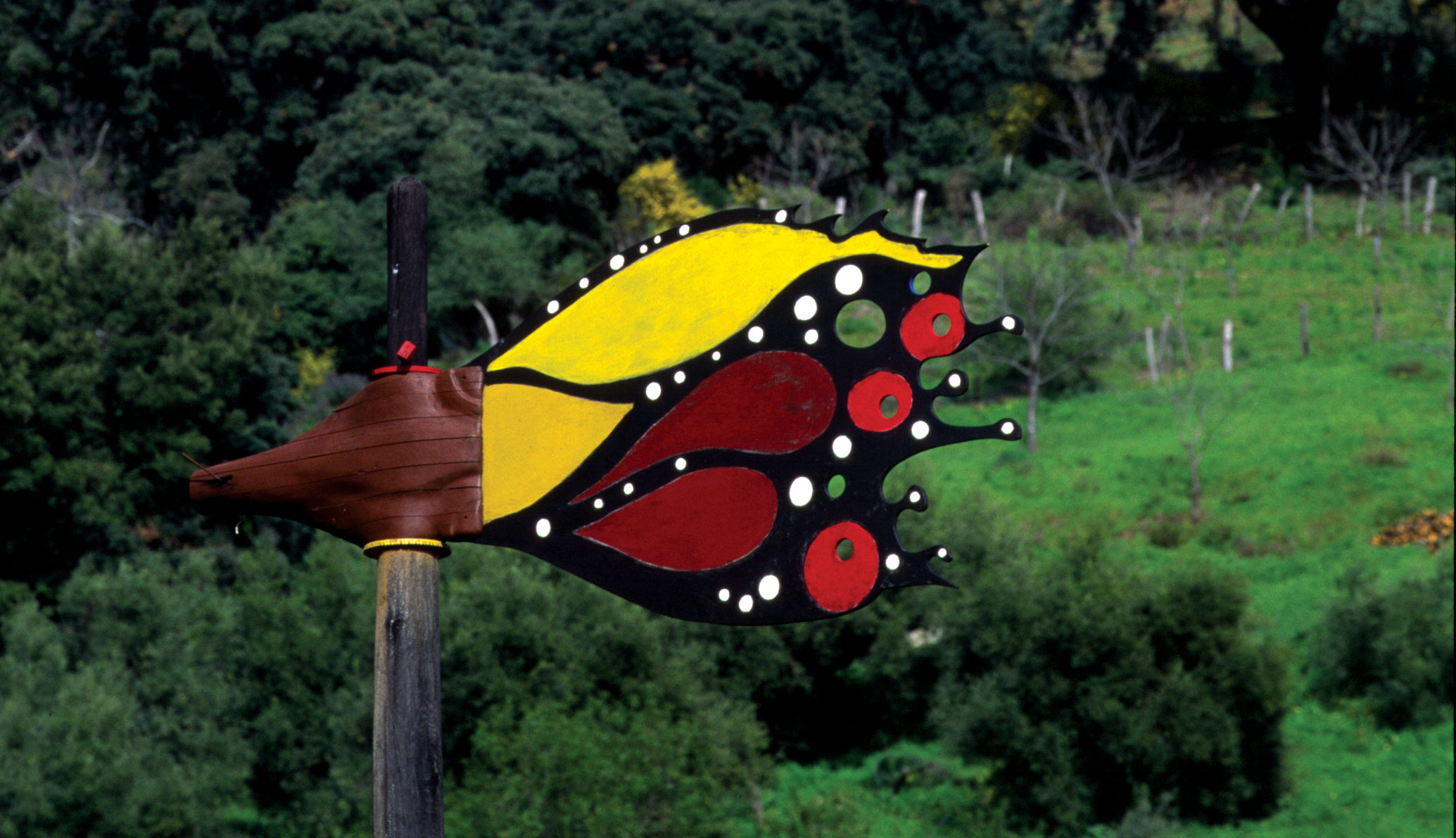 Art at Costa del Sol's villages